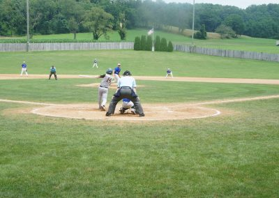 Limeport Stadium Behind the Plate