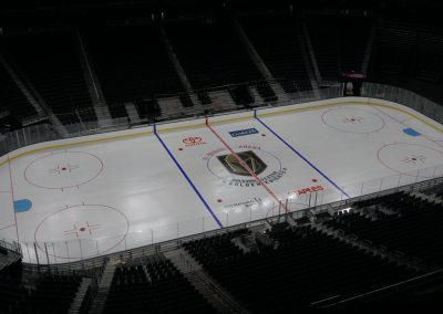 Golden Knights Home Ice