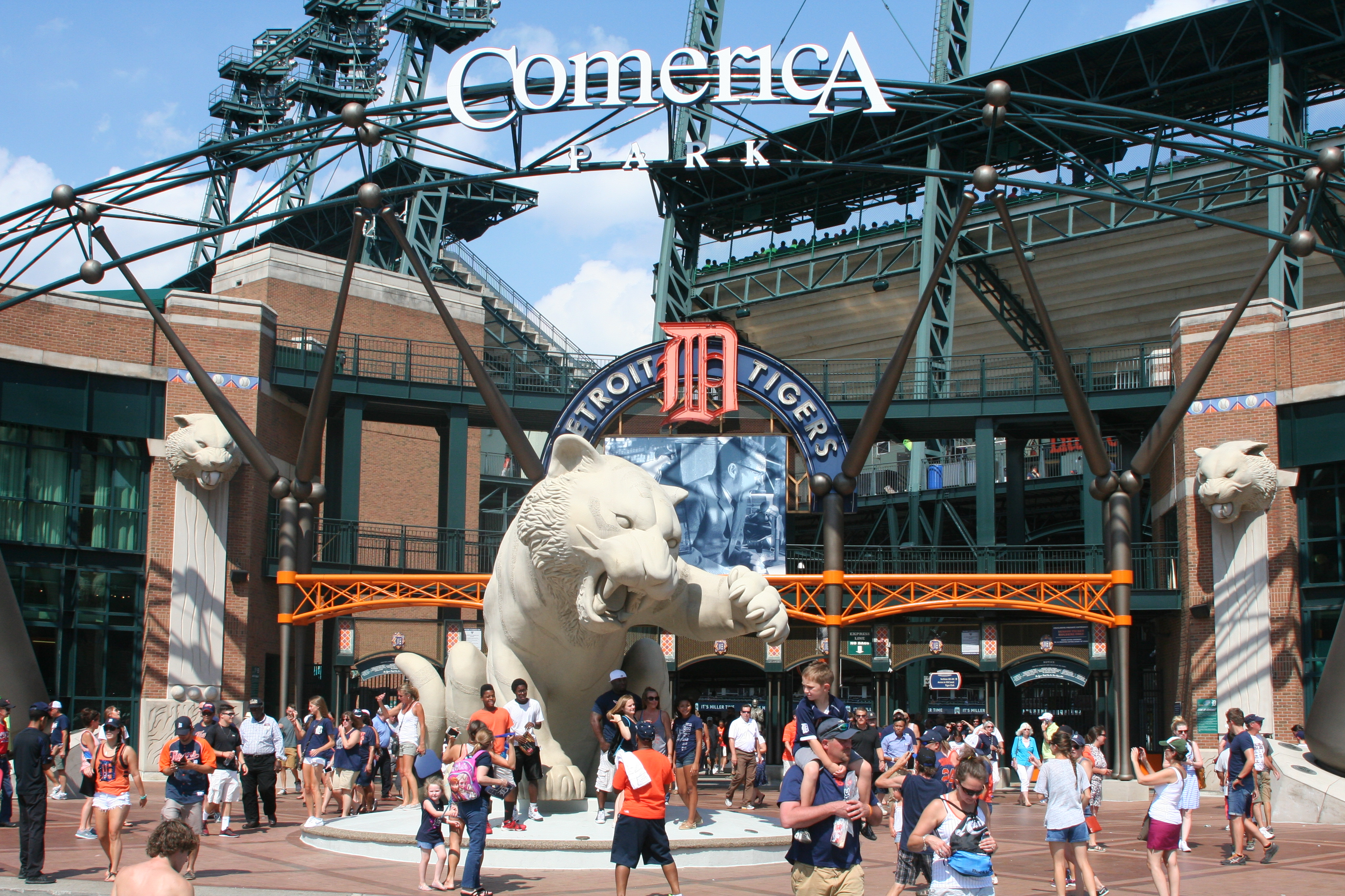 Image result for comerica park