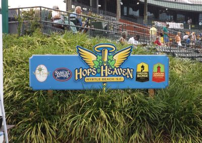 TicketReturn.com Field at Pelicans Ballpark Hops Heaven