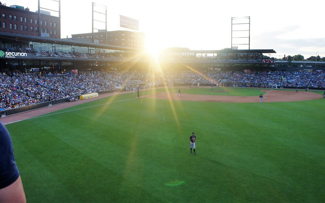 CHS Field – St. Paul Saints