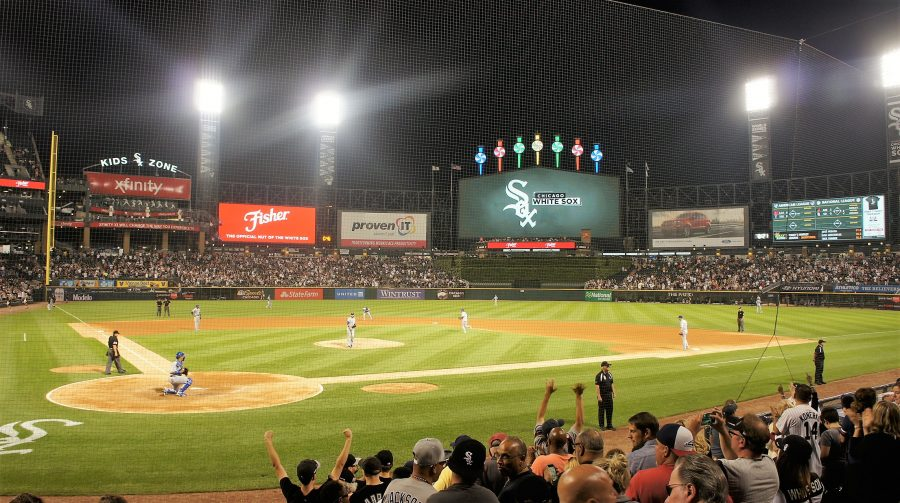 099cef921 Guaranteed Rate Field – Chicago White Sox | Stadium Journey