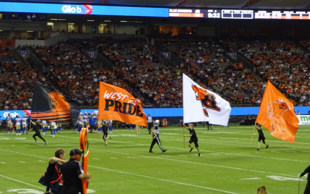 BC Place – BC Lions