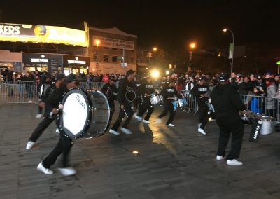Barclays Center, the Nets Drum Line