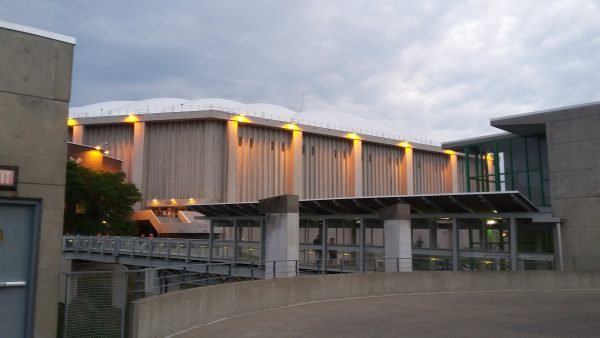 Carrier Dome Exterior