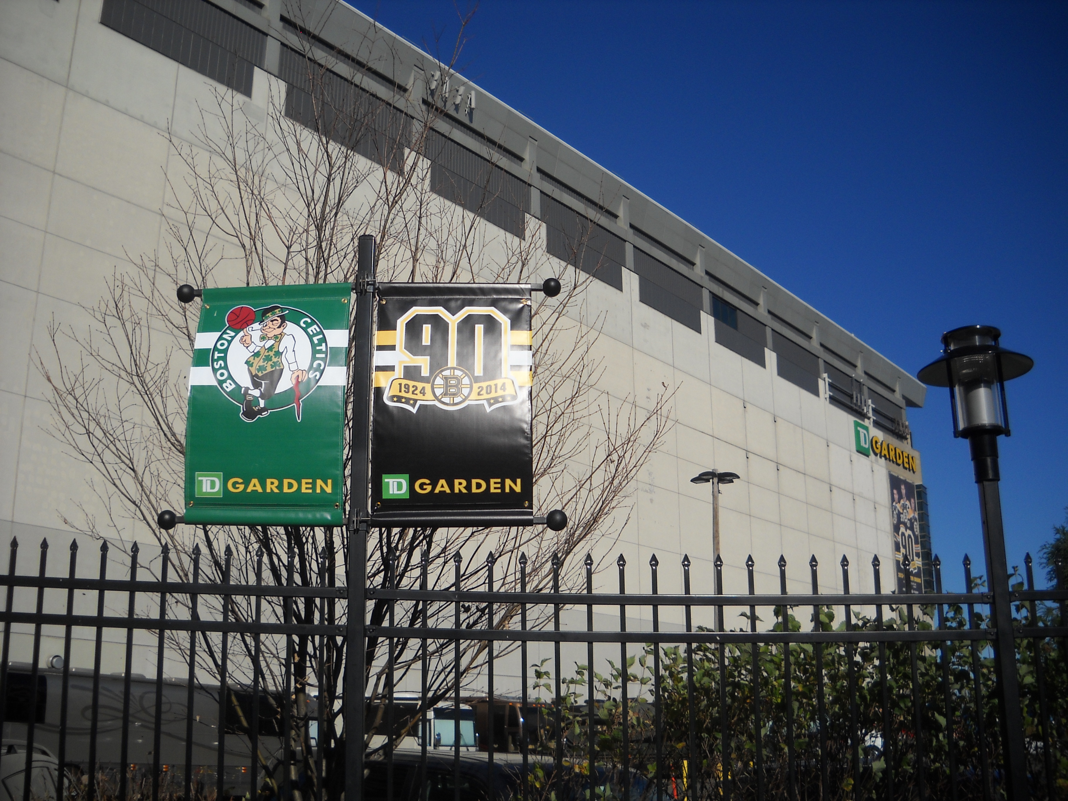 Where To Park If Going Td Garden Best Idea Garden
