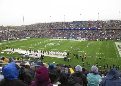 A View of Rentschler Field From the Stands