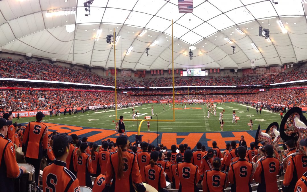 Carrier Dome – Syracuse Orange