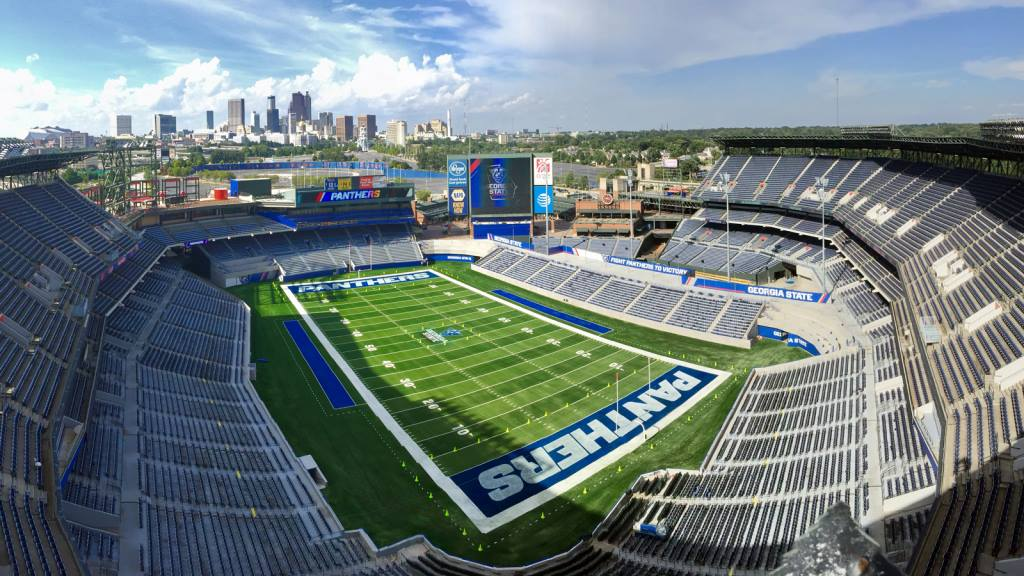 Georgia State Stadium – Georgia State Panthers | Stadium Journey