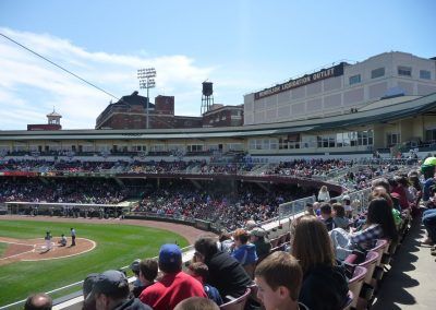 Fifth Third Field Infield Seating Area