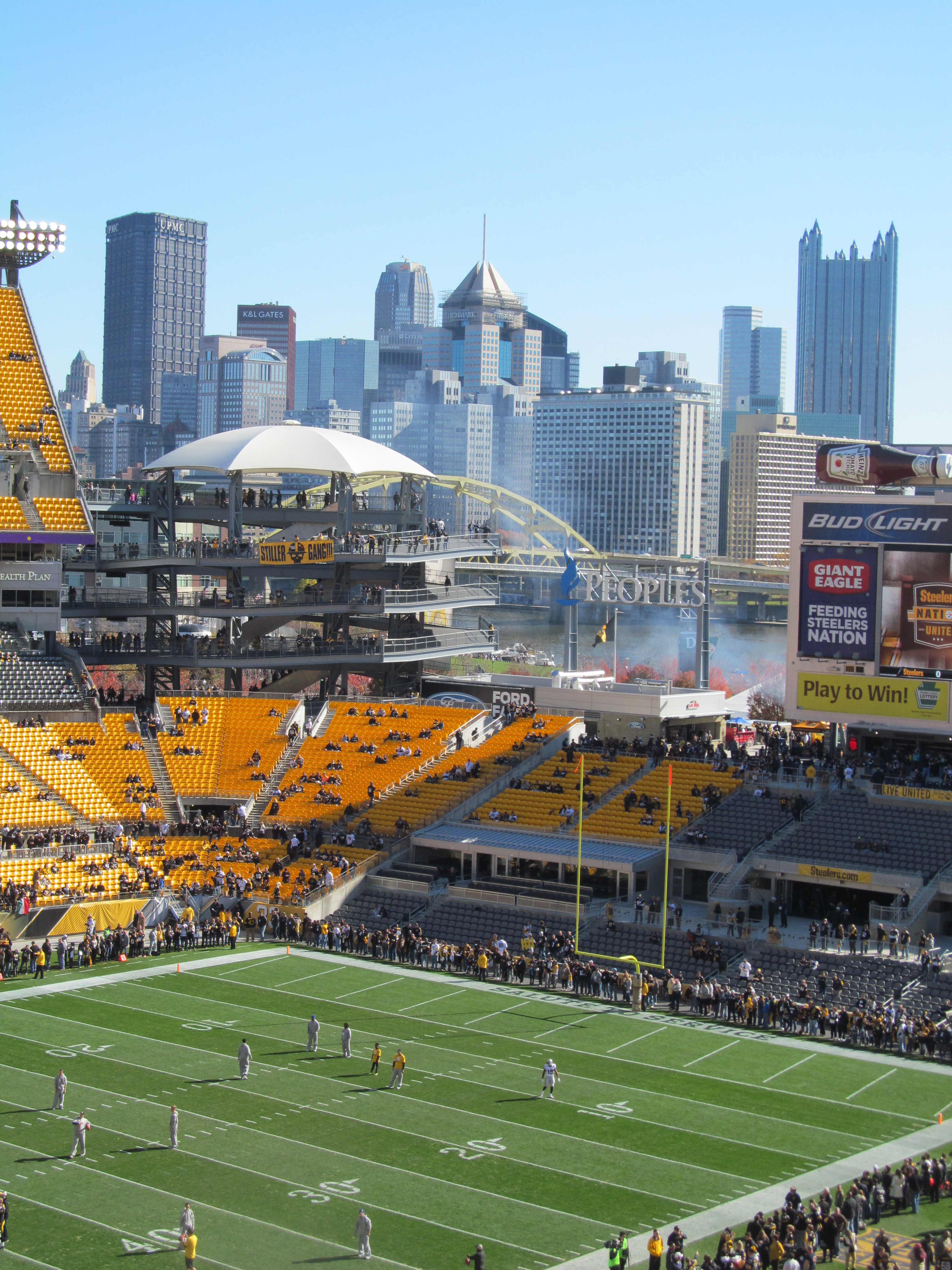 f344a041c Pittsburgh as seen from Heinz Field