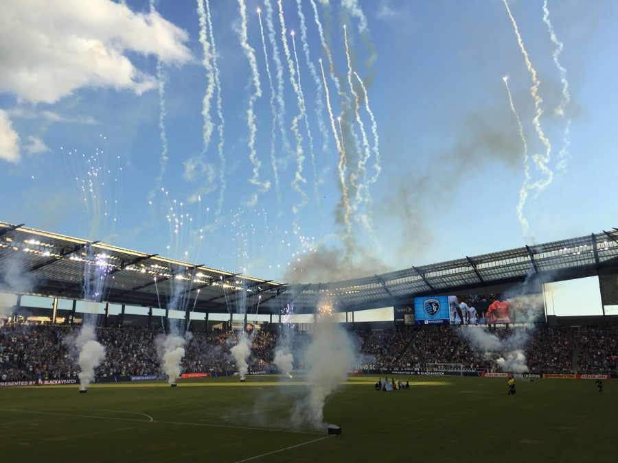 Sporting Park Introduction