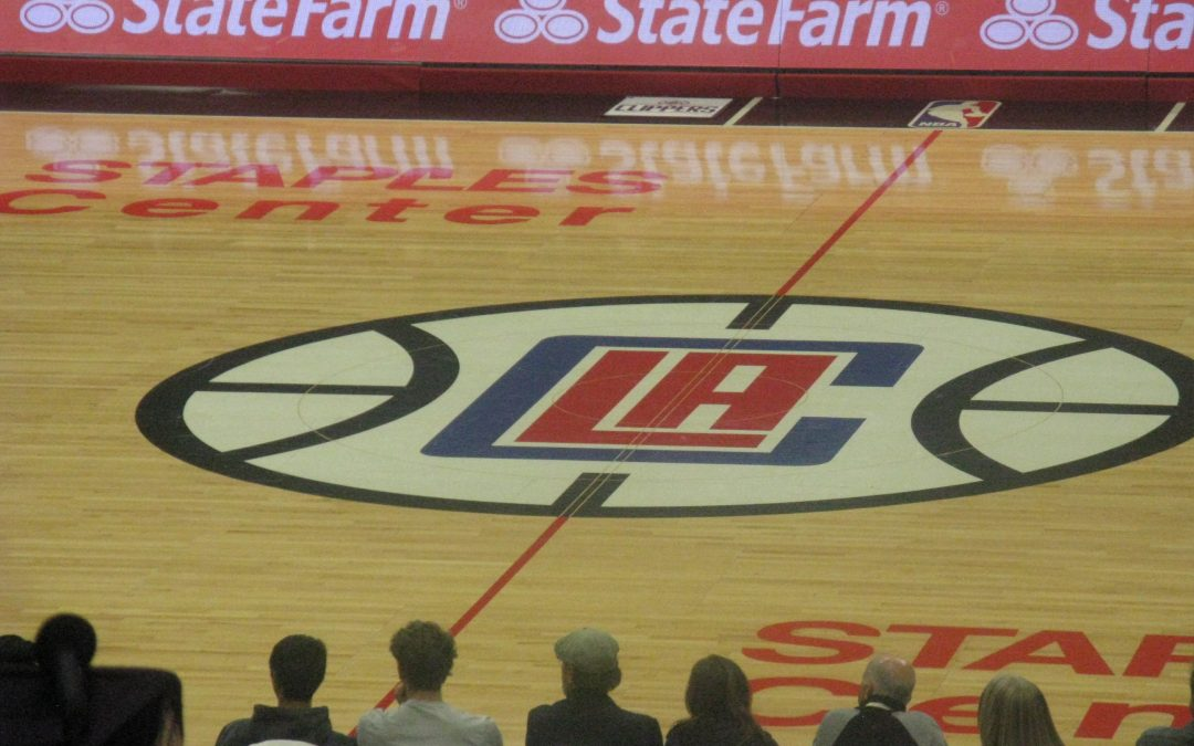 Staples Centers – Los Angeles Clippers