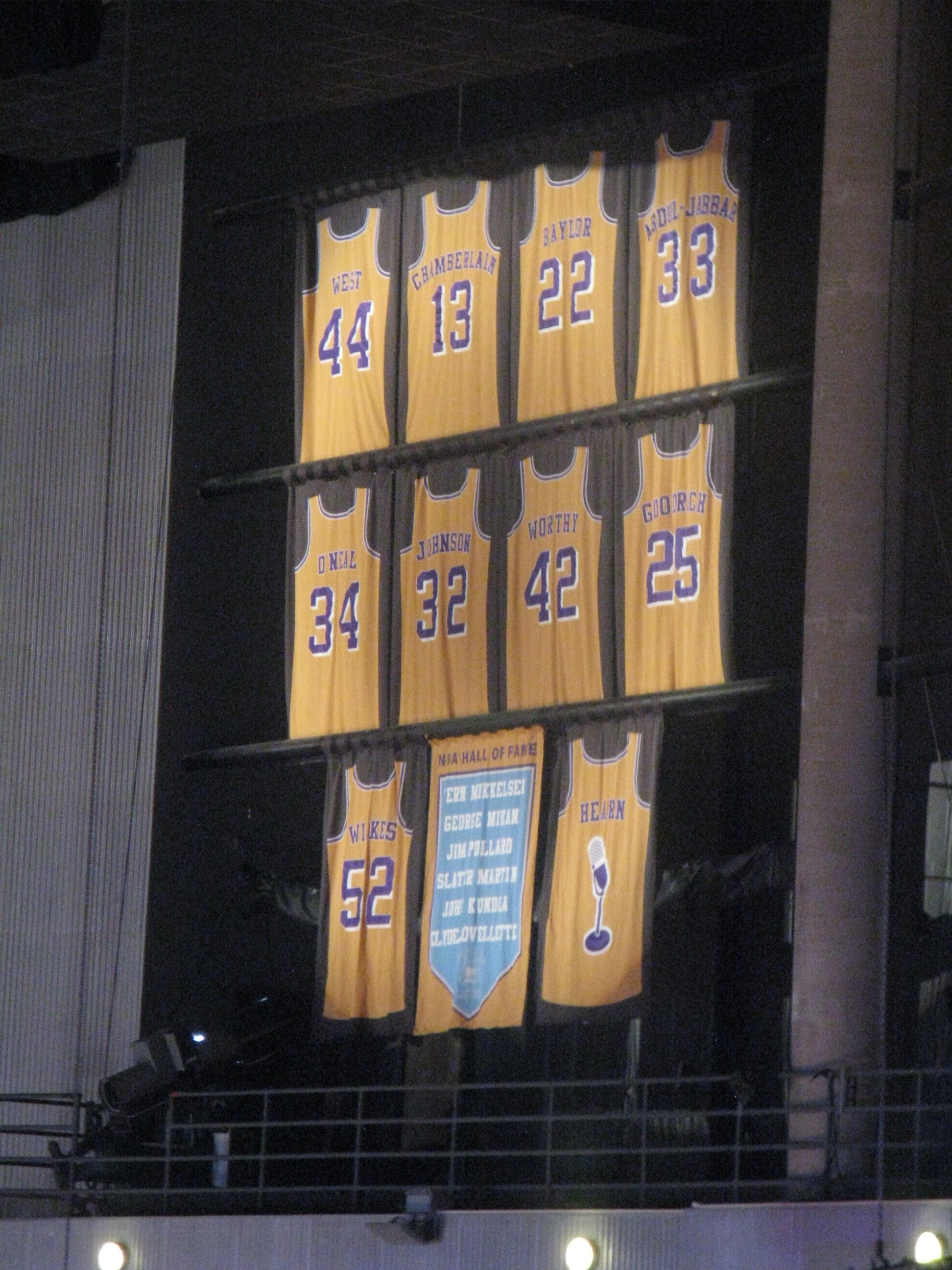 668bff99b Staples Center – Los Angeles Lakers