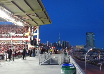 BMO Field Skyline