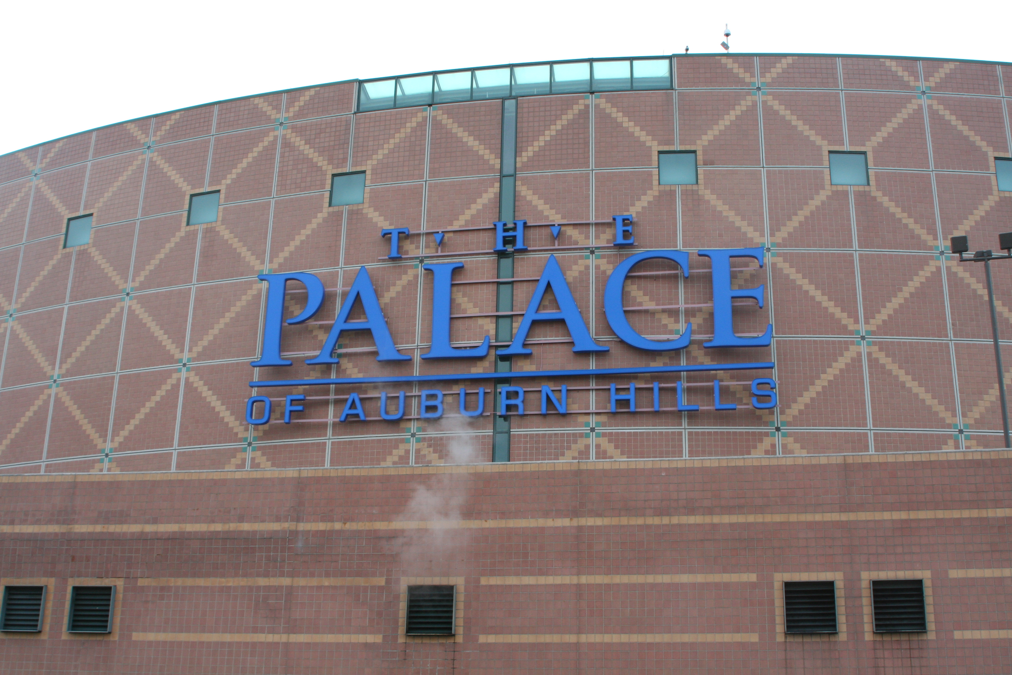 The Palace of Auburn Hills – Detroit Pistons | Stadium Journey