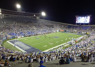 View Of The Field