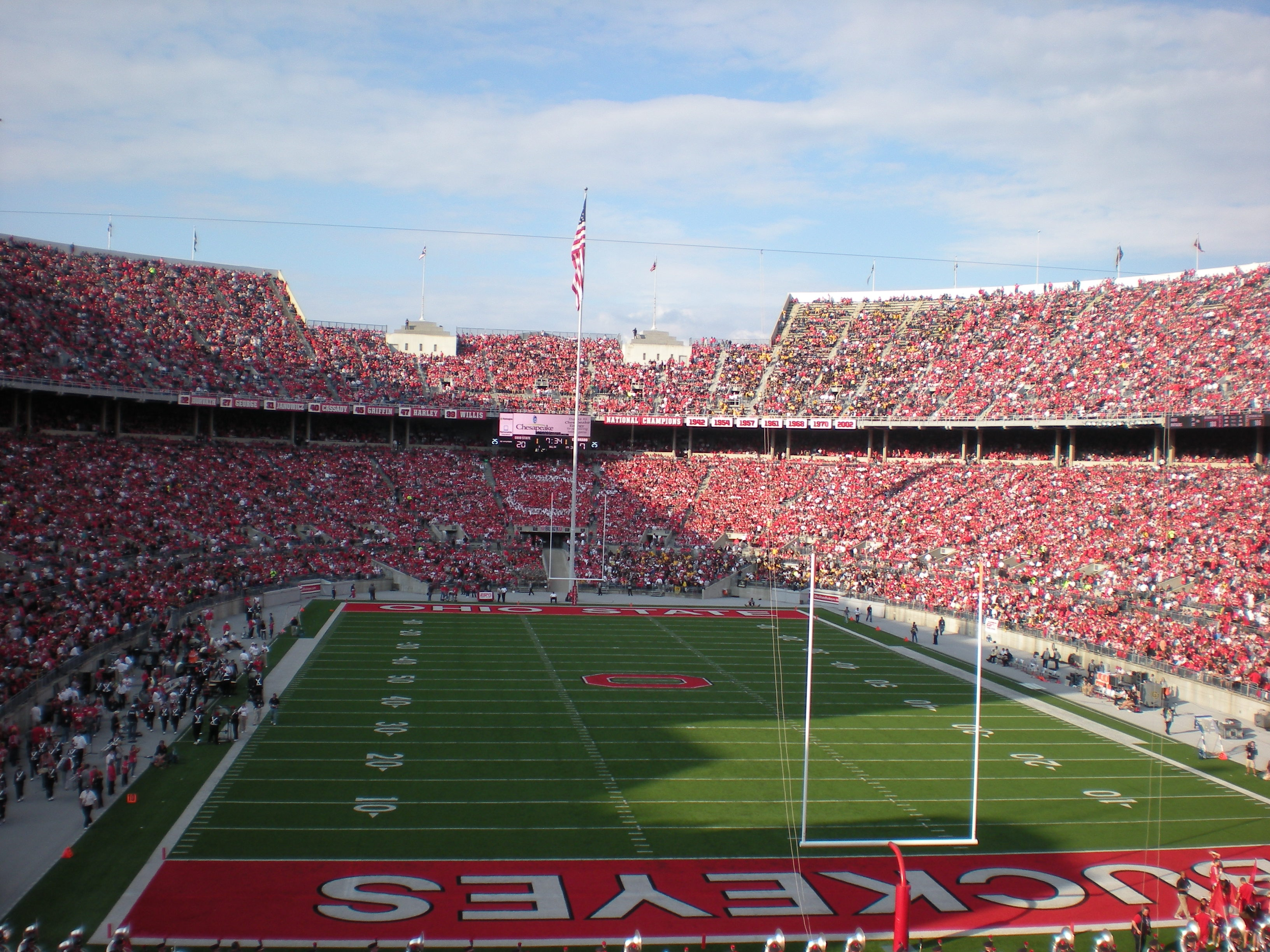Ohio Stadium – Ohio State Buckeyes | Stadium Journey