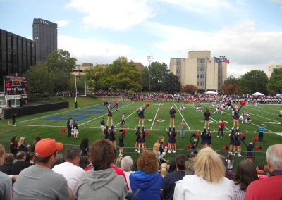 Arthur J. Rooney Athletic Field, Duquesne Dukes in Action