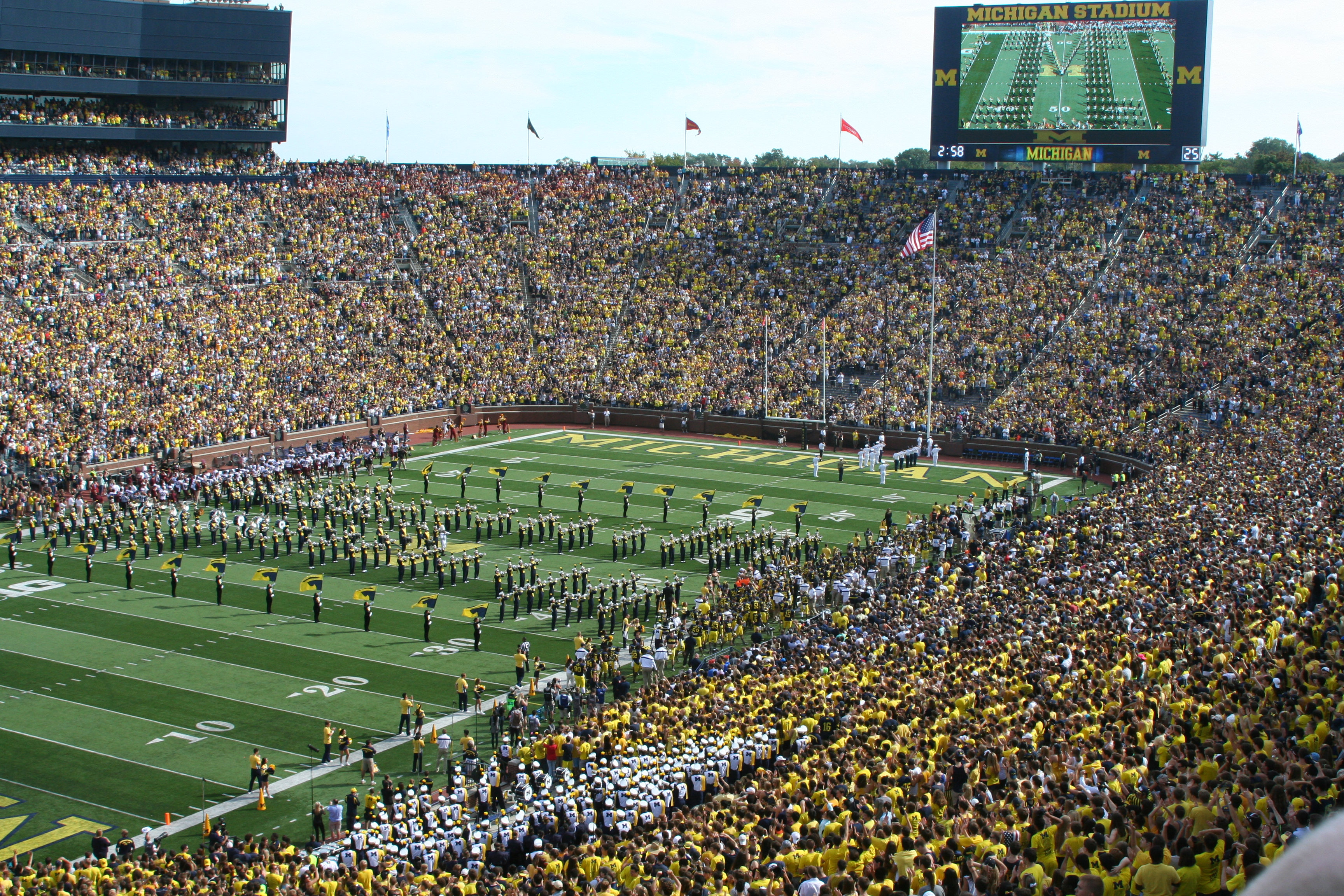 Michigan Stadium – Michigan Wolverines | Stadium Journey