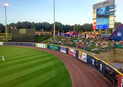 Coolray Field Grass Seats