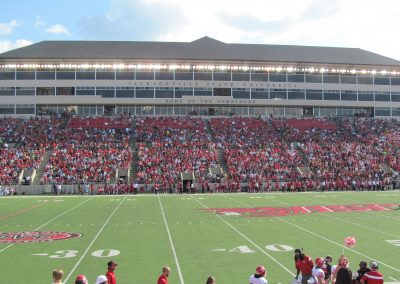 Burgess–Snow Field at JSU Stadium, Interior