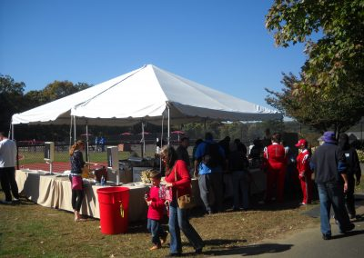 Campus Field, Concessions