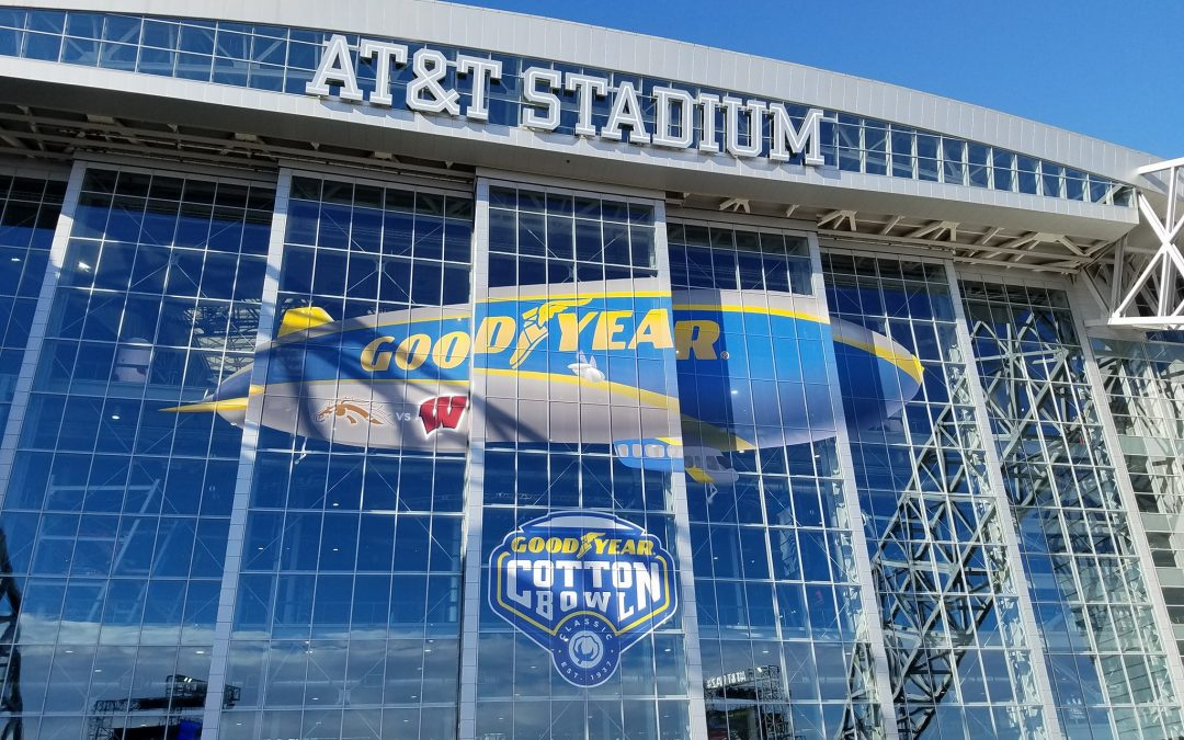AT&T Stadium – Cotton Bowl Classic