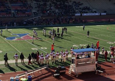 Franklin Field, Penn Quakers in Action