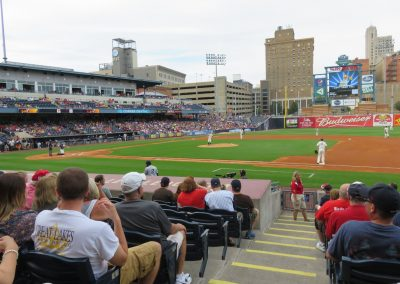 Fifth Third Field Outfield Vie