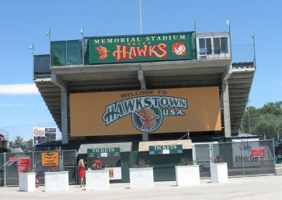 Memorial Stadium, Home of the Boise Hawks