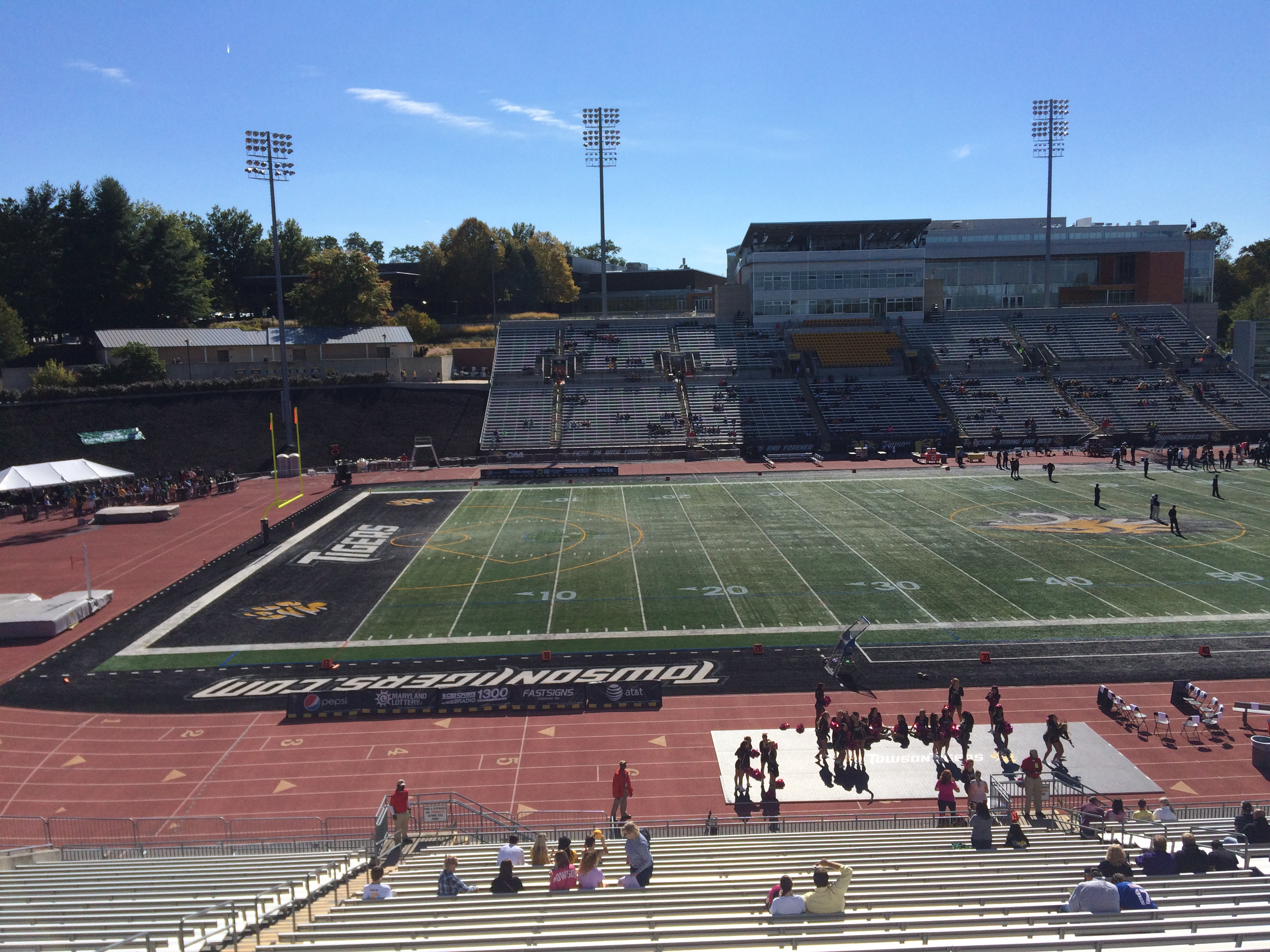 Towson Stadium Seating Chart Related Keywords Suggestions