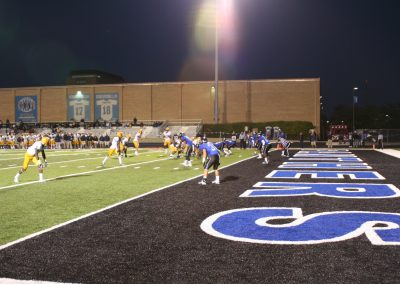 O'Brien Stadium, Eastern Illinois Panthers in Action