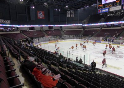 Rabobank Arena, Home of the Bakersfield Condors