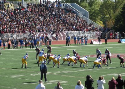 Robert W. Plaster Sports Complex, Missouri State Bears in Action