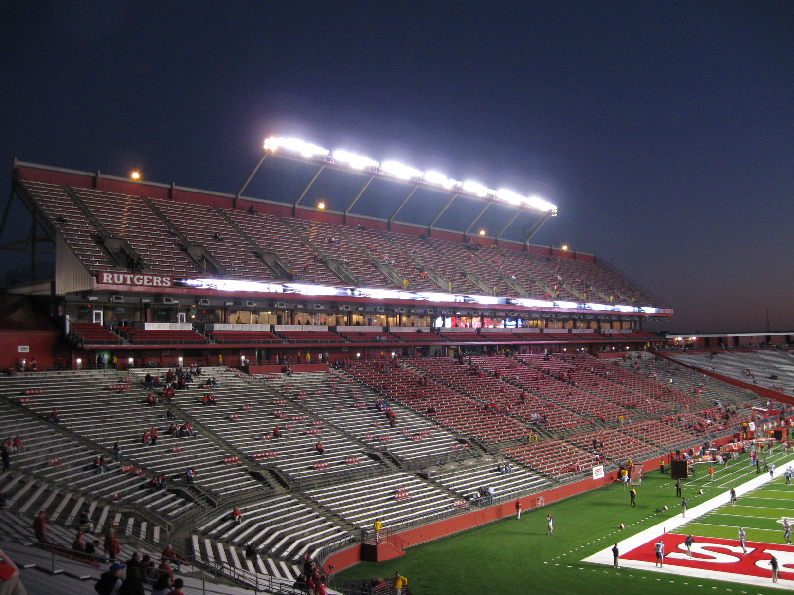 High Point Lacrosse >> High Point Solutions Stadium – Rutgers Scarlet Knights ...