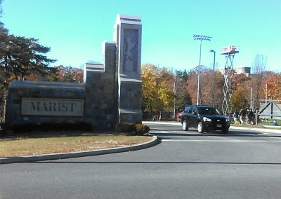 Tenney Stadium at Leonidoff Field, Welcome to Marist College