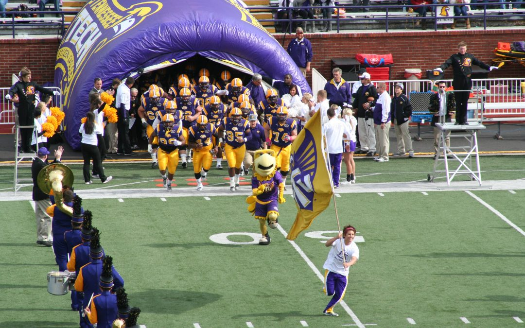 Tucker Stadium – Tennessee Tech Golden Eagles