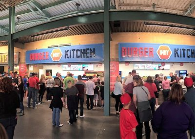 Victory Field Indy Burger Kitchen