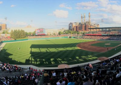 Victory Field Pano
