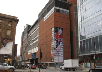 Approaching Bell Centre