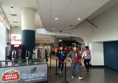 Capital One Arena Upper Concourse