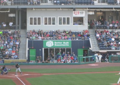 Field Level Luxury Box at Dunkin' Donuts Park