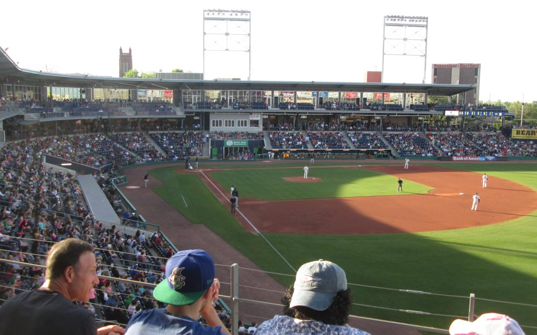 Ranking the Minor League Ballparks of New England