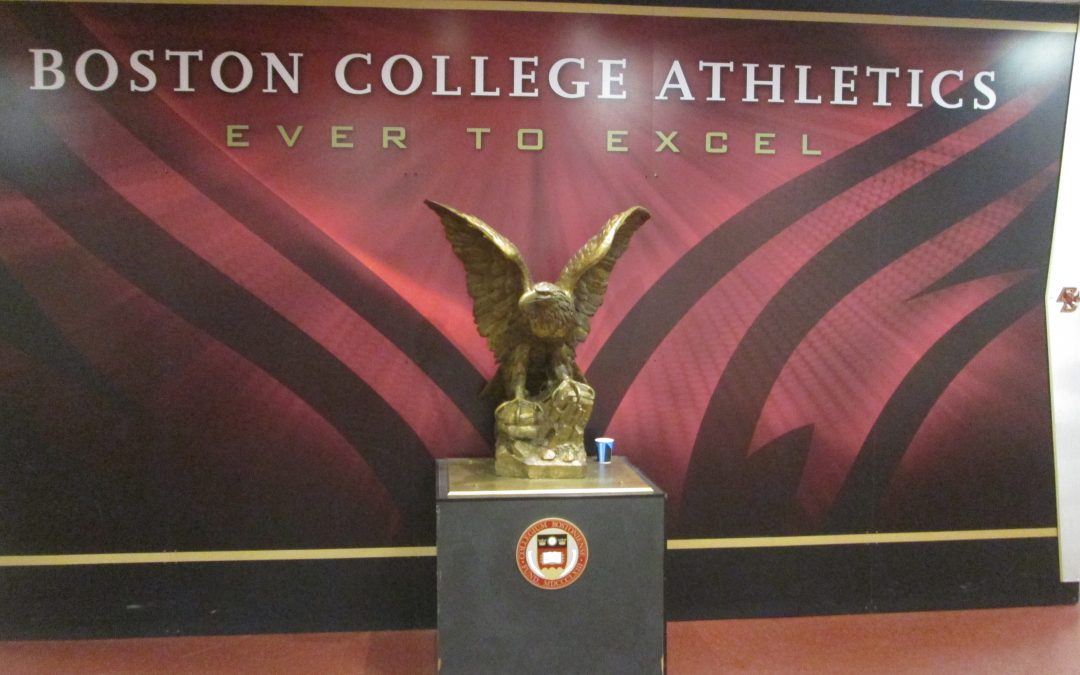 Greater Heights: The Campaign for Boston College Athletics