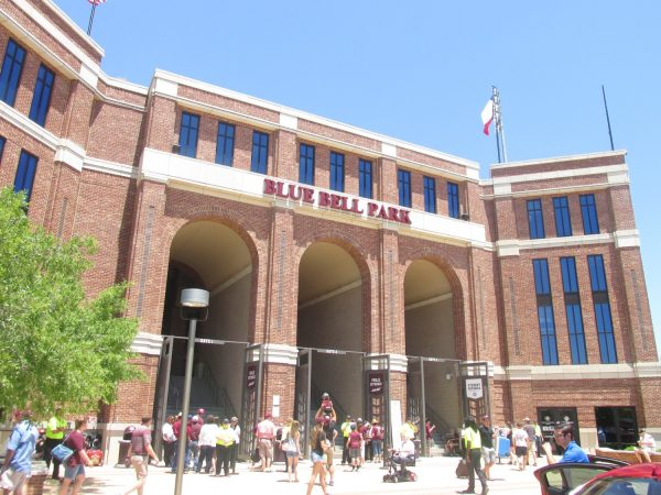 Blue Bell Park, Main Entrance