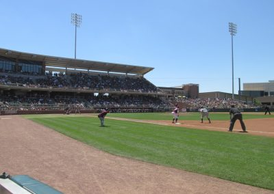Blue Bell Park, View from First Baseline