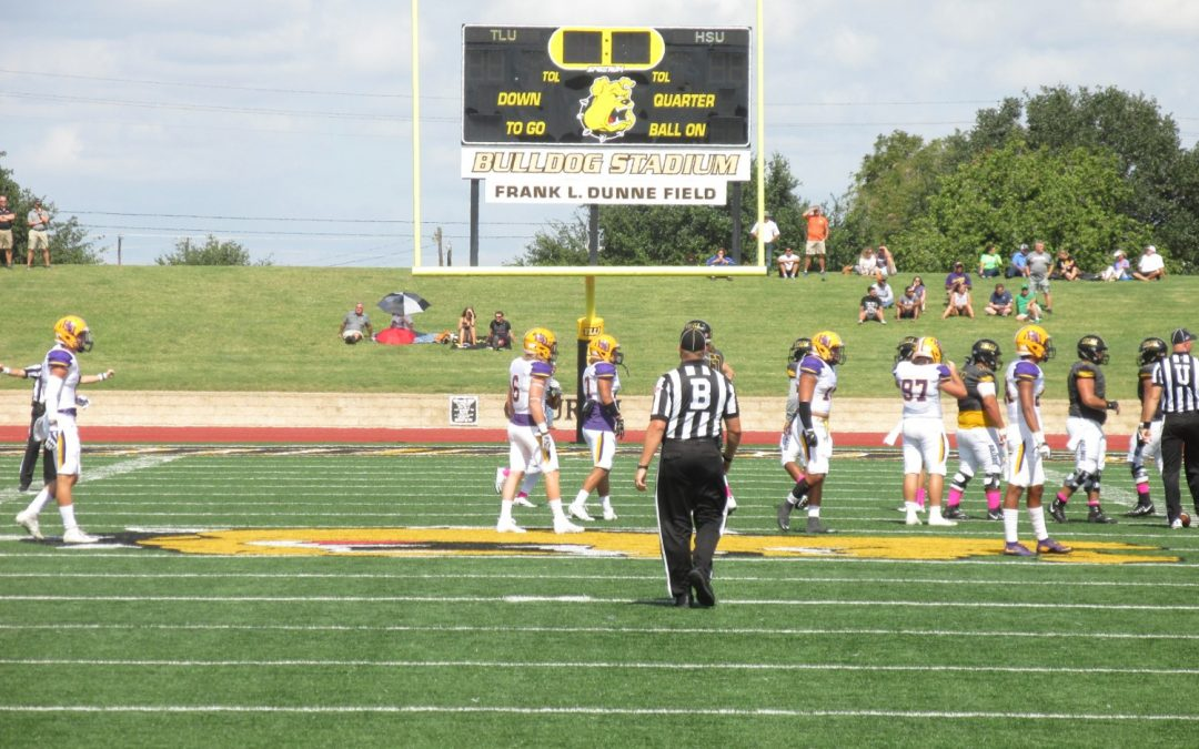 Bulldog Stadium – Texas Lutheran Bulldogs