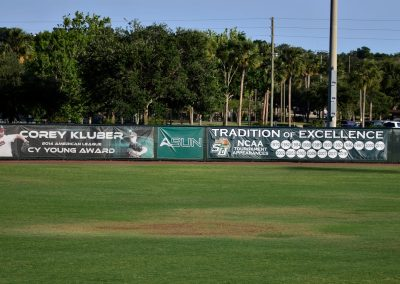 Conrad Park at Melching Field, Stetson's NCAA Tournament Appearances