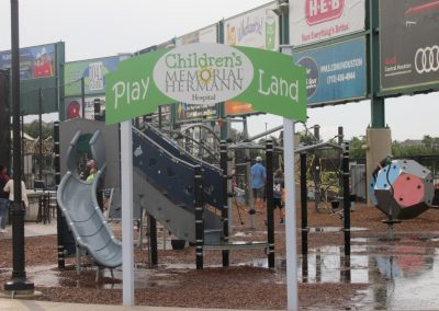 Constellation Field, Playground for the Kids